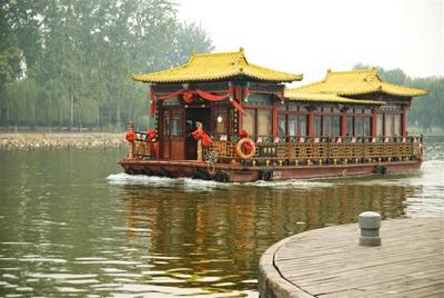 作为全国aaaa级风景名胜区的济南大明湖,自2009年9月扩建新区正式开放