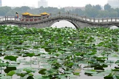 山东省济南市拟打造5a级「天下第一泉」